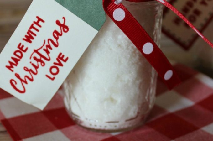 Peppermint Sugar Scrub – How To Make Your Own