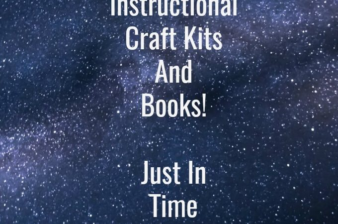 Top Star Wars Instructional Craft Kits And Books!