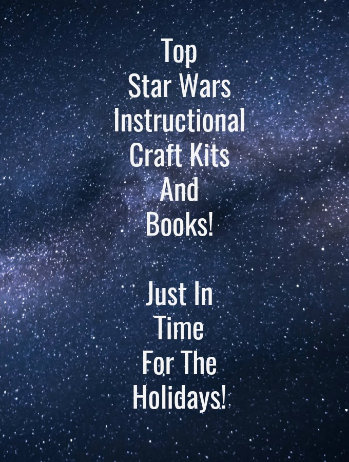 Top Star Wars Instructional Books
